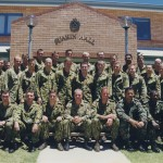 Infantry ROBC School of Infantry Singleton 1998