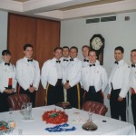 Officers Reunion 1997