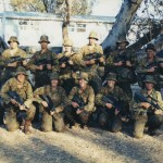 My section at Recruit Course, Puckapunyal, 1994